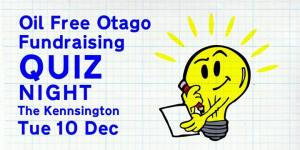 Quiz night 10 Dec @ Kensington