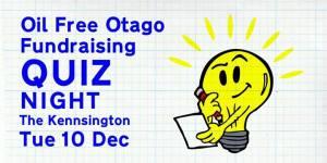 Quiz night 10 Dec @ Kensington