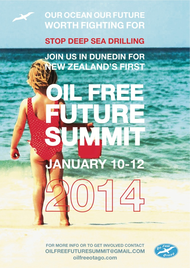 Oil Free Future Summit 2014
