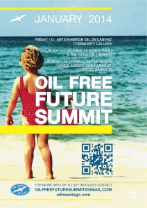 Oil Free Future Summit Print