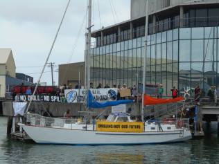 Otago Flotilla Oil Free Otago