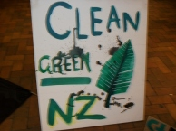 Clean Green NZ?